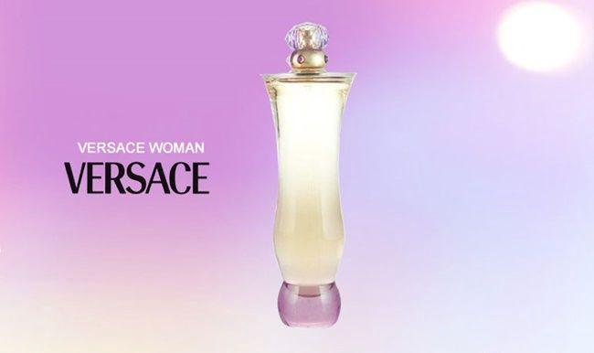 Kvapusis vanduo Versace Woman EDP, 100 ml