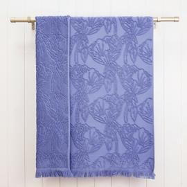 Dvielis Ardenza Terry, violeta, 33x50 cm