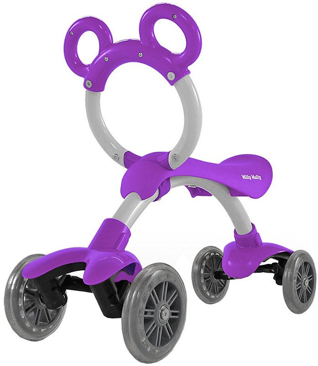 Milly Mally Orion Flash Ride On Purple 1746