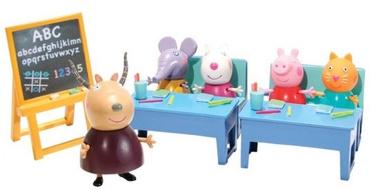 Rotaļlietu figūriņa Peppa Pig Classroom Playset 05974