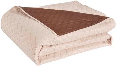 DecoKing Axel Bedcover Cream/Brown 170x210