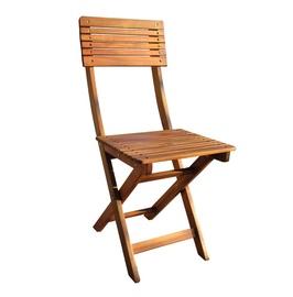 Medinė lauko kėdė Georgija PNC001