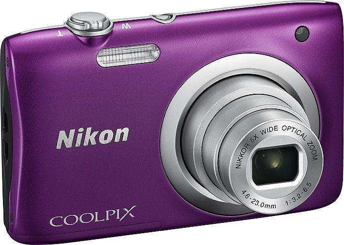 Nikon Coolpix A100 Purple