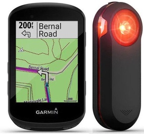 Велосипедный компьютер Garmin Edge 530 + Varia RTL515