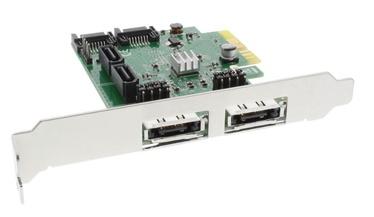 InLine Controller 4x SATA