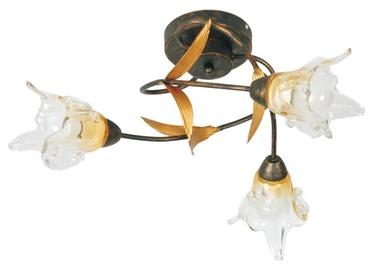 Griestu lampa Adrilux Debbie-3 E14, 3x40W