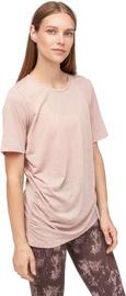 Audimas Light Dri-Release Tshirt Misty Rose S