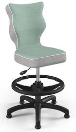 Детский стул Entelo Petit CR05, черный, 350 мм x 950 мм