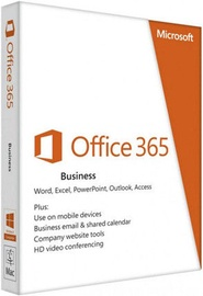 Microsoft Office 365 Business OLP Electronic License 1 Year Multilingual J29-00003