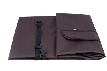 Amiplay amiTravel Car Mat For Dogs 150x150cm Brown