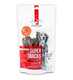 Skanėstai šunims Expertus, jaučių plaučiai, 100 g.