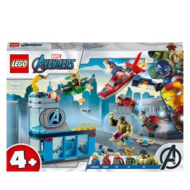 Конструктор LEGO® Super Heroes Marvel Мстители: гнев Локи 76152