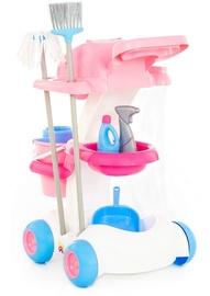 Ролевая игра Wader-Polesie Cleaning Trolley