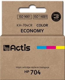 Кассета для принтера Actis Cartridge KH-704CR For HP 9ml Multicolor