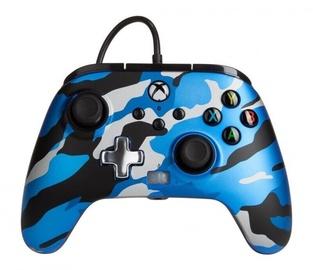Пульт управления PowerA Enhanced Controller Xbox Series X/S Blue Camo
