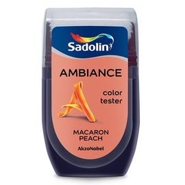 Krāsu paraugs AMBIANCE MACARON PEACH 30ML