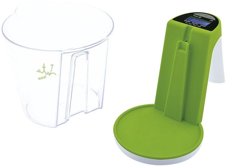 Электронные кухонные весы Jata 766, прозрачный