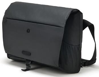 Сумка для ноутбука Dicota Eco Messenger Move, черный, 13-15.6″