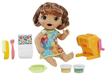 Hasbro Baby Alive Super Snacks Snackin' Shapes Baby E3696