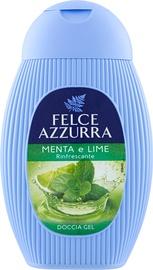 Felce Azzurra Shower Gel Mint & Lime 250ml