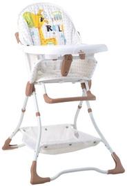 Bertoni Lorelli High Chair BonBon Beige & White Giraffe 2019