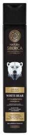 Dušas želeja Natura Siberica White Bear Super Refreshing, 250 ml