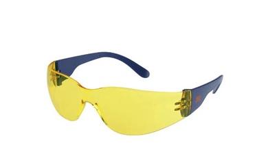 Apsauginiai akiniai 3M, geltono stiklo