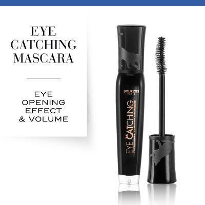 BOURJOIS Paris Eye Catching Volume Mascara 6ml Black