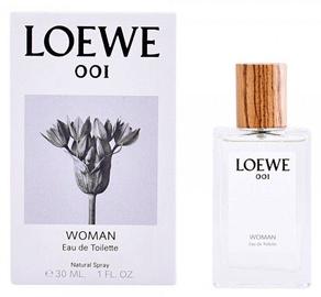 Tualettvesi Loewe 001 Woman 30ml EDT