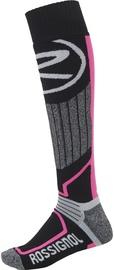 Rossignol Ski Socks L3 W Premium Wool Pink L