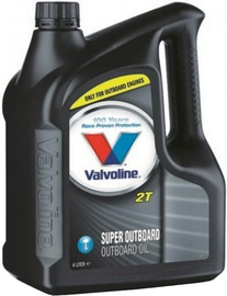 Valvoline Super Outboard 2T Engine Oil 4L