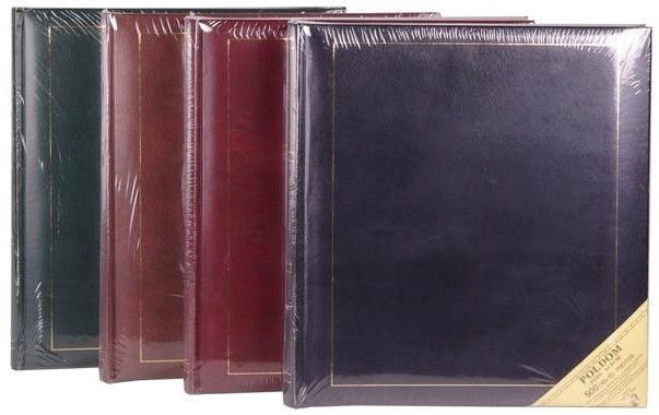 Альбом для фотографий Poldom Album B 10 x 15 / 500 Classic