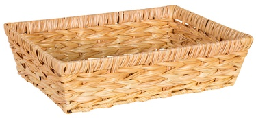 Home4you Basket Rubys 3 31x21x8cm Light Brown
