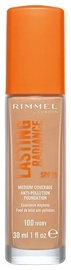 Rimmel London Lasting Radiance Foundation SPF25 30ml 100