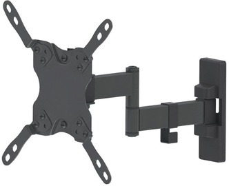 Televizoriaus laikiklis Manhattan Wall Mount for TV 13-42'' Black