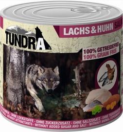 Tundra Dog Salmon & Chicken 800g