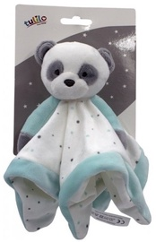 Mīļlupatiņa Tulilo Panda 5137B, balta/pelēka