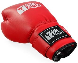 ProFight Skin Dragon Boxing Gloves Red 14oz