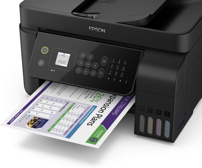 Многофункциональный принтер Epson EcoTank L5190, струйный, цветной