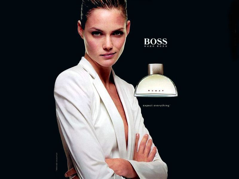 Kvepalai Hugo Boss Woman 50ml EDP