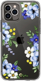 Spigen Cyrill Cecile Back Case For Apple iPhone 12/12 Pro Midnight Bloom