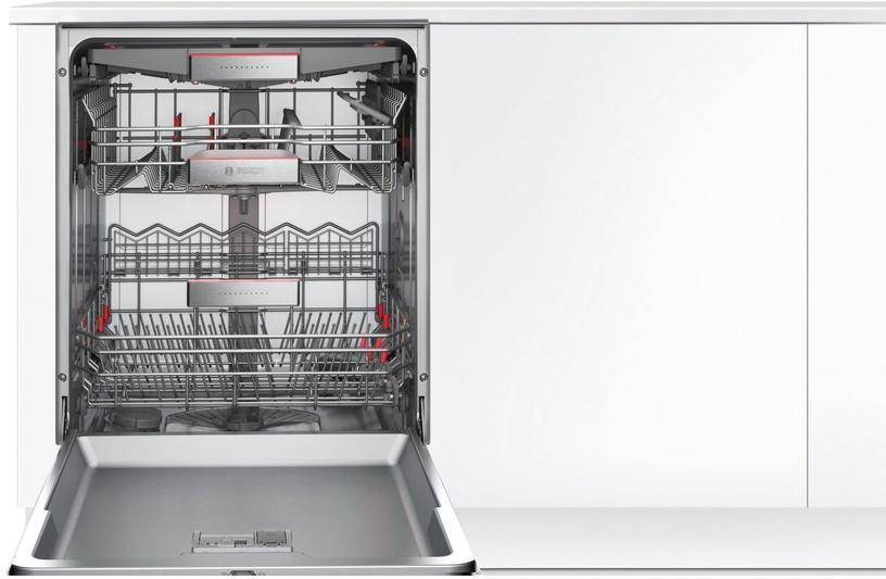 Įmontuojama indaplovė Bosch SMV68TX02E