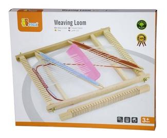 Kūrybinis mezgimo rinkinys Viga Weaving Loom 58392