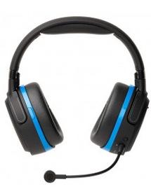 Игровые наушники Audeze Penrose 205-PS-1121-01, черный/голубой