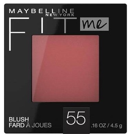 Румяна Maybelline Fit Me! 55 Berry, 4.5 г