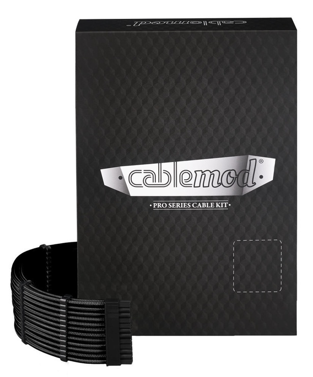 CableMod PRO ModMesh C-Series AXi/HXi/RM Cable Kit Black