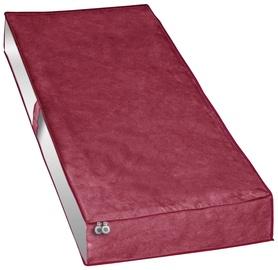 Коробка Ordinett Clothes Box 107x50x15cm Bordeaux