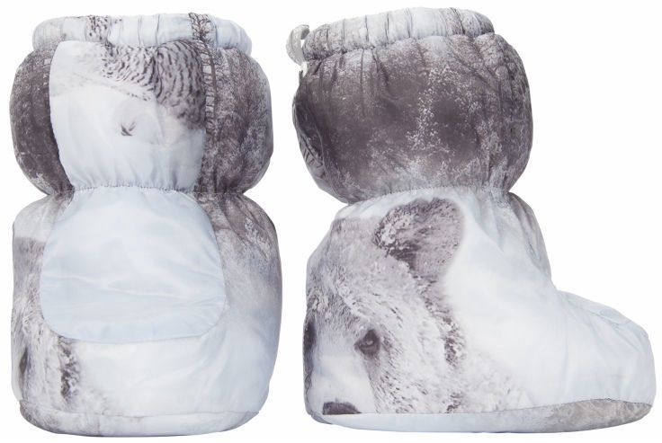 Lodger Baby Polyester Slippers Mist