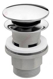 Ferro S287PP-B Clik-Clak Washbasin Plug Chrome