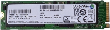 Samsung PM961 256GB PCIE M.2 MZVLW256HEHP